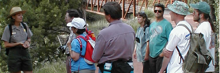 Spanish for Park Rangers and Wildlife Officers
